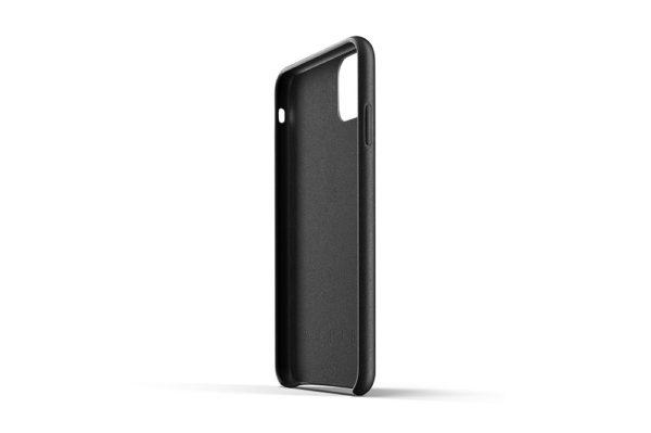 Full Leather Case for iPhone 11 Pro Max - Black-5