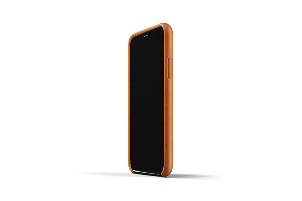 Full Leather Case for iPhone 11 Pro - Tan -4