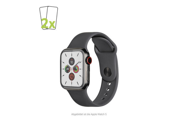 Artwizz ScratchStopper Pro für Apple Watch 44mm