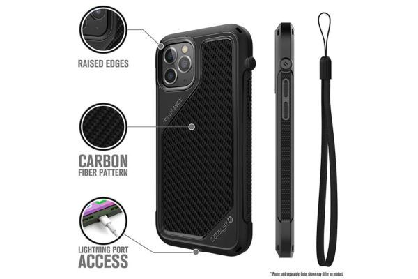 Catalyst-Vibe-Schock-Case-Military-MIL-STD 810G-iPhone-12-Pro-Schwarz-2