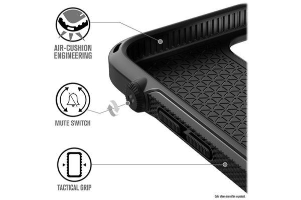 Catalyst-Vibe-Schock-Case-Military-MIL-STD 810G-iPhone-12-Pro-Schwarz-4