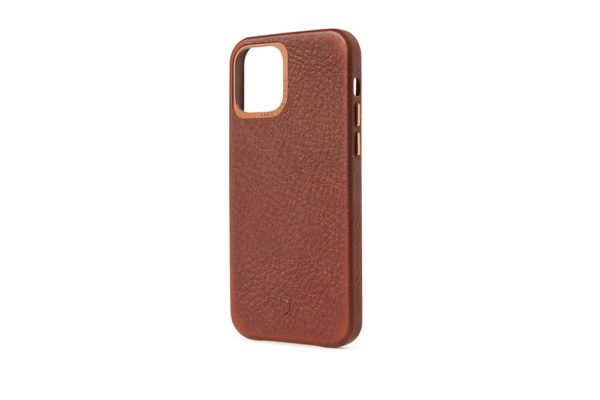 Decoded Leather Backcover Braun 1