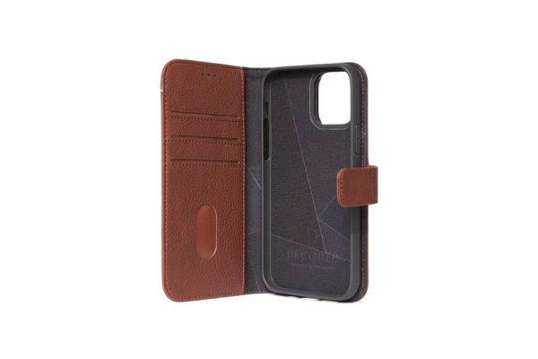 Decoded-Leather-Detachable-Wallet-Case-Echtleder-iPhone-12-mini-Kreditkarten-braun-3