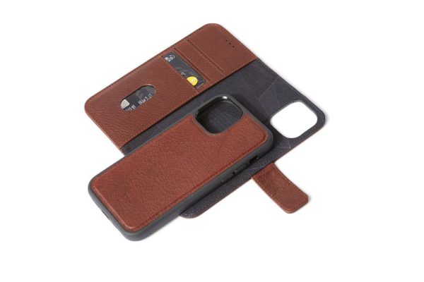 Decoded-Leather-Detachable-Wallet-Case-Echtleder-iPhone-12-pro-max-Kreditkarten-braun-2