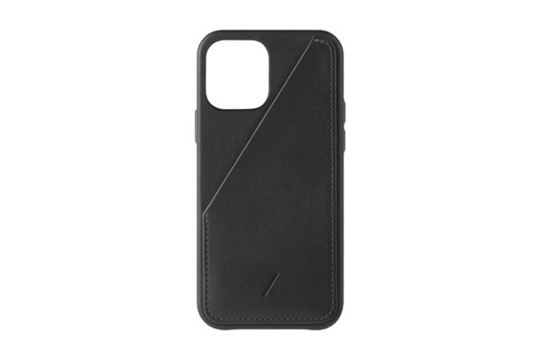 Native Union Clic Card iPhone 12 schwarz 1