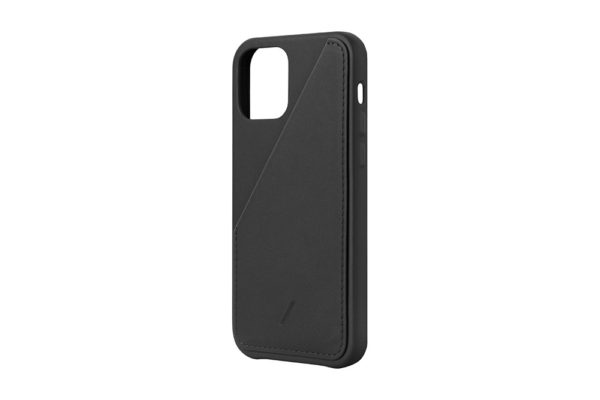 Native Union Clic Card iPhone 12 schwarz 2