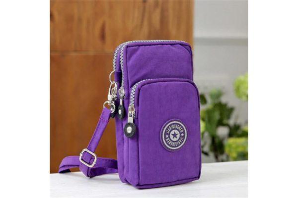 universal Handytasche Samsung iPhone violette
