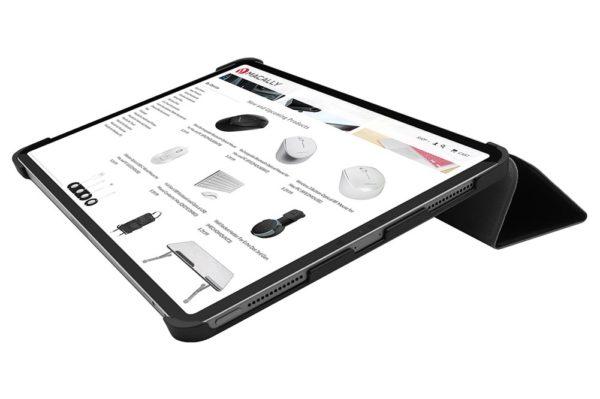 Macally-Bookstand-Case-iPad-Air-10.9-black