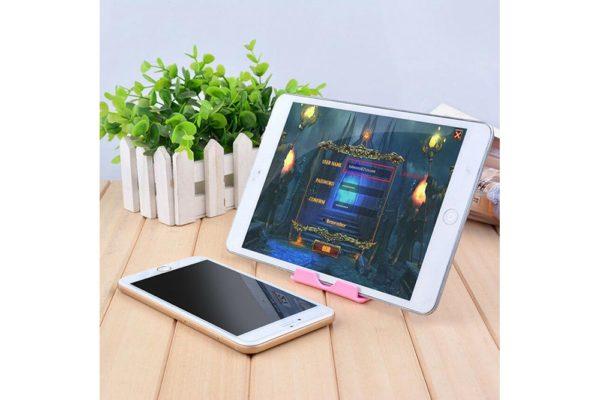 transportabler-Handy-Ständer-Halterung-Tablet-Schreibtisch-3