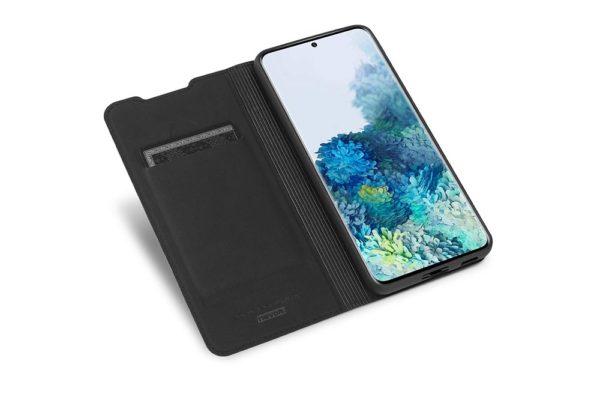 Nevox-Vario-Series-Samsung-S21-Booktasche-schwarz