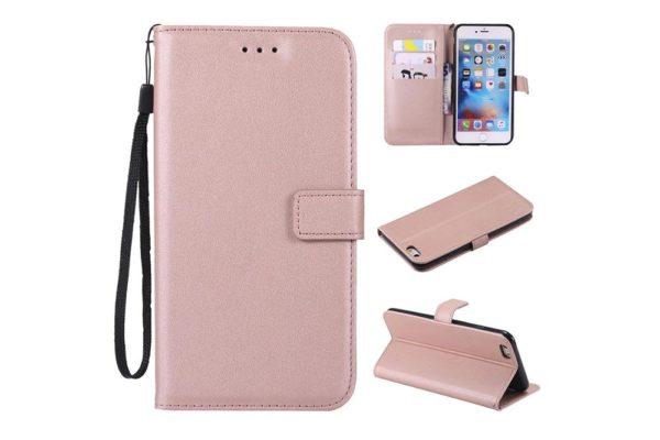 Flip-Etui-Hülle-iPhone-rosa
