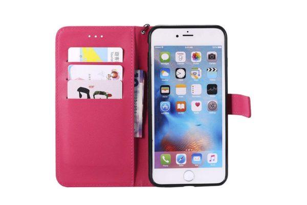Flip-Etui-Hülle-iPhone-rot-2
