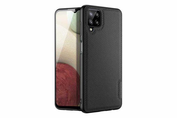 Nevox-StyleShell-Nylo-Samsung-A12-schwarz