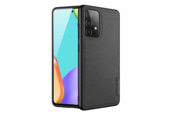 Nevox-StyleShell-Nylo-Samsung-A52-schwarz