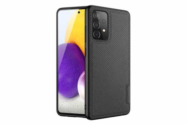 Nevox-StyleShell-Nylo-Samsung-A72-schwarz