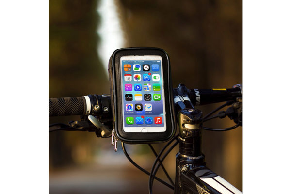 Fahrrad-Velo-Kinderwagen-smartphone-Halterung-1
