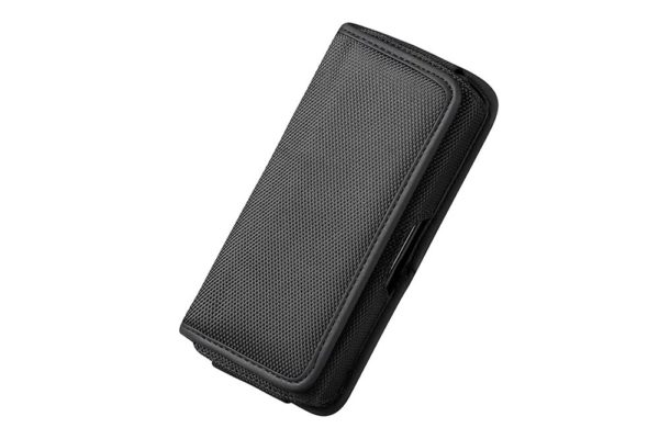 iPhone-Samsung-Gürtelholster-tasche-horizontal-schwarz-2
