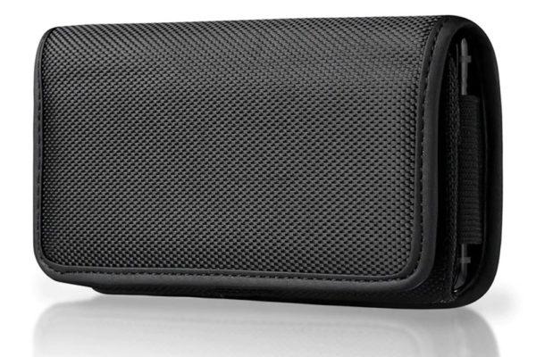iPhone-Samsung-Gürtelholster-tasche-horizontal-schwarz-3