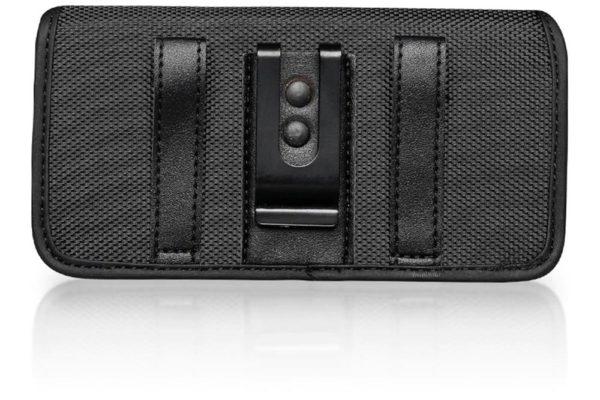 iPhone-Samsung-Gürtelholster-tasche-horizontal-schwarz-4