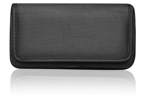 iPhone-Samsung-Gürtelholster-tasche-horizontal-schwarz