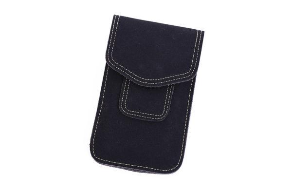 iPhone-Samsung-Gürtelholster-tasche-vertikal-schwarz-3