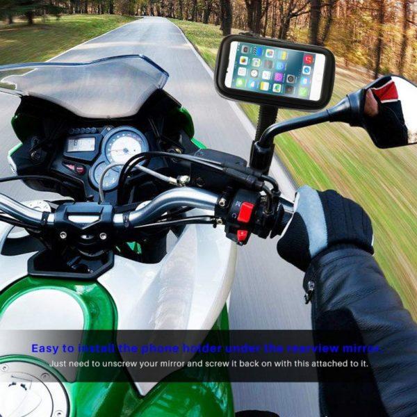 Motorrad-Bike-smartphone-Halterung-8